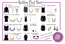 Necklace for Neckline